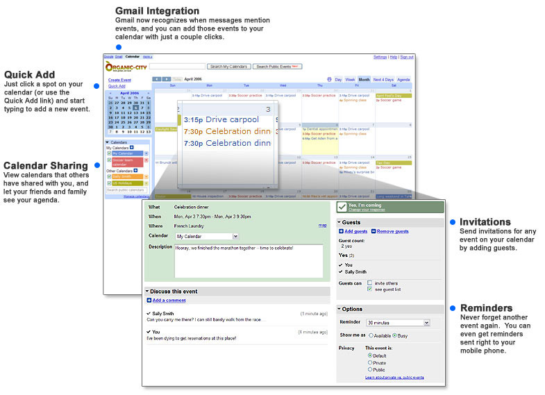 Why businesses manage their time with Google Calendar