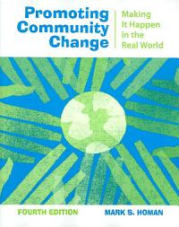 Promoting Community Change - Cover