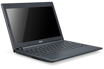 Acer Chromebook, available from June 15, 2011