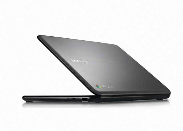 Samsung Series 5 Chromebook, based on Google's Chrome OS