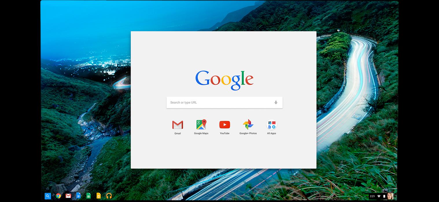 google now launcher wallpaper