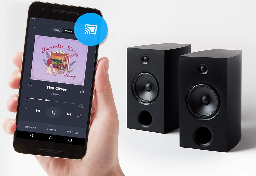 Chromecast Built In Learn Audio