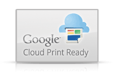 Cloud Print Ready badge