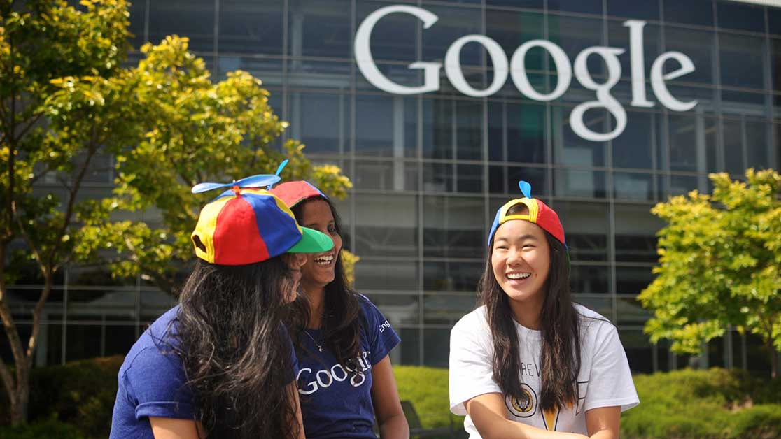 Typical Googlers