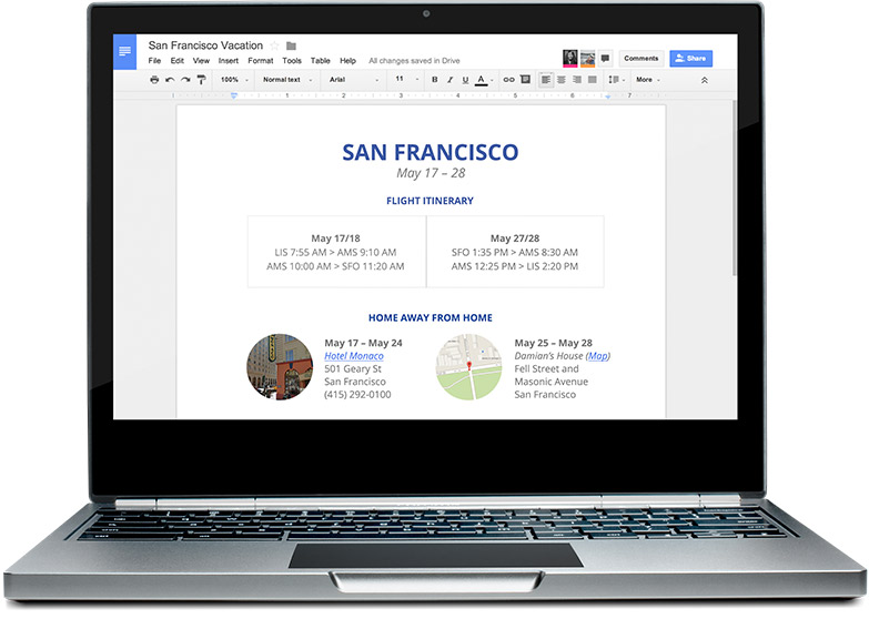 google docs create and edit documents online for free