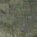 peta satelit