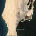 peta satelit dunia