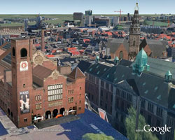 Explore Amsterdam in 3D