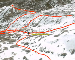 Ski the Slopes in Google Earth
