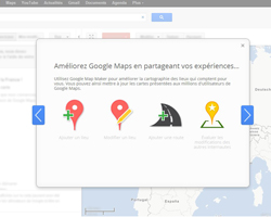 Google Map Maker for France and Monaco
