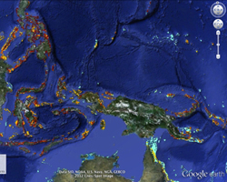 News from Google Earth Outreach