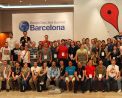 Recap: Google Geo User Summit in Barcelona