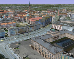 The 2012 Google Model Your Town Competition.
