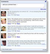 Gadget Komentar Dari Google Friend Connect