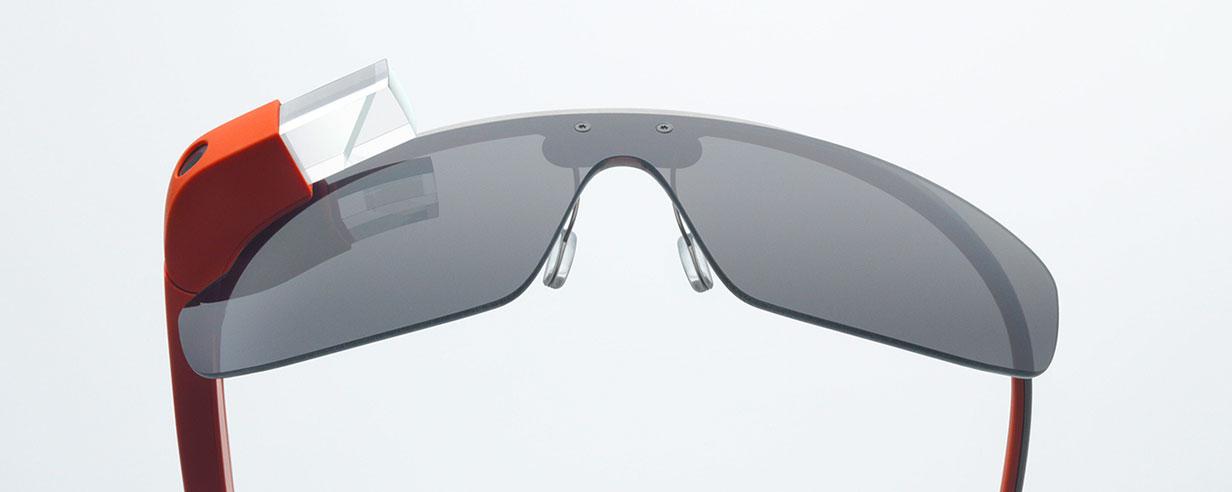 Lunettes connectées Google Glass