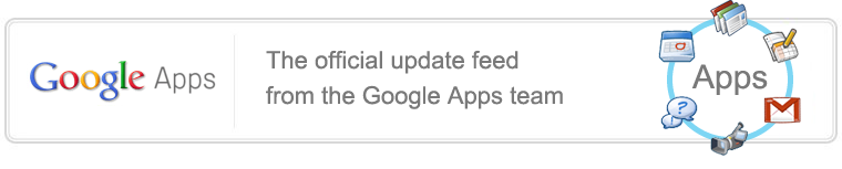 Google Apps update alerts