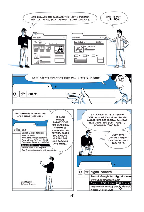 Google Chrome comic: Page 19