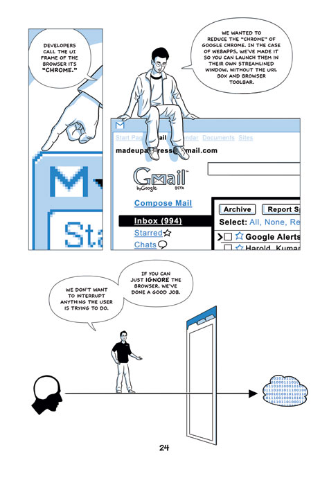 Google Chrome comic: Page 24