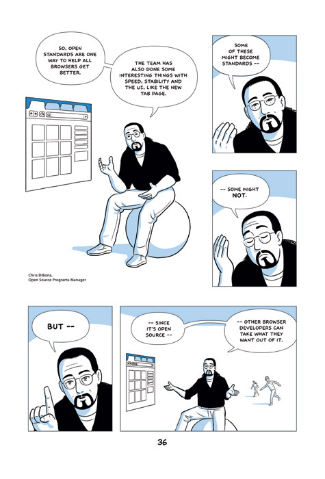Google Chrome comic: Page 36