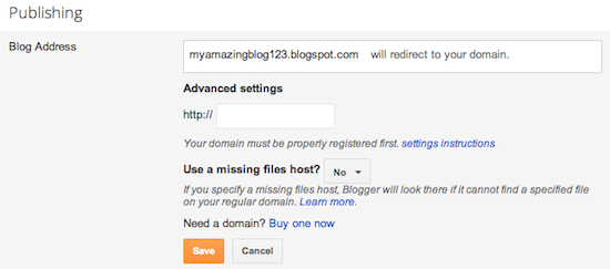 blogger 1233381 godaddy5 en Blogger: How To redirect Your Custom Domain To Blogspot Blog