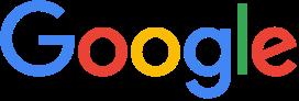 Google's new 2015 logo, half-scale
