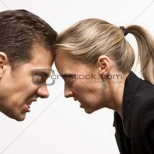 http://www.crestock.com/image/279765-Angry-man-and-woman-with-foreheads-together-staring-at-each-othe.aspx