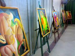 نمایشگاه بزرگ نقاشی