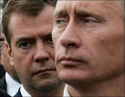 Putin & Medvedev/