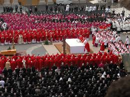 Đám tang Đúc Giáo Hoàng tại La Mã