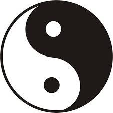 Yin/yang dans - cinéma