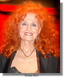 Tempest Storm at 80...