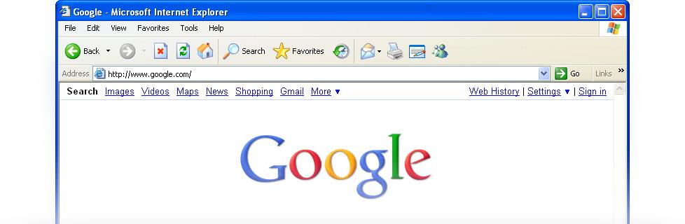 e www google com