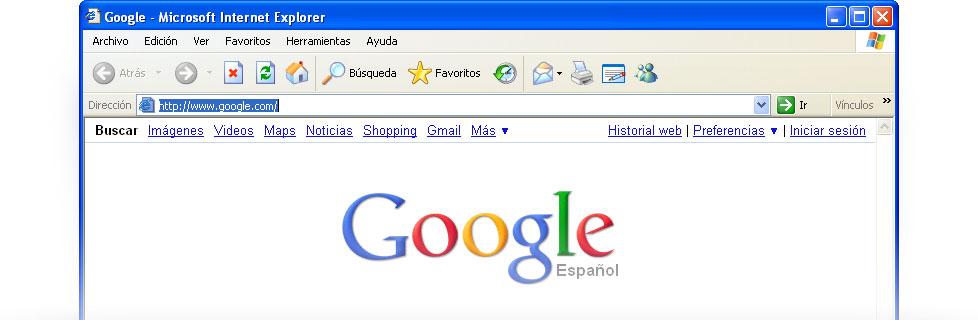 Convierte A Google En Tu P Gina Principal Google