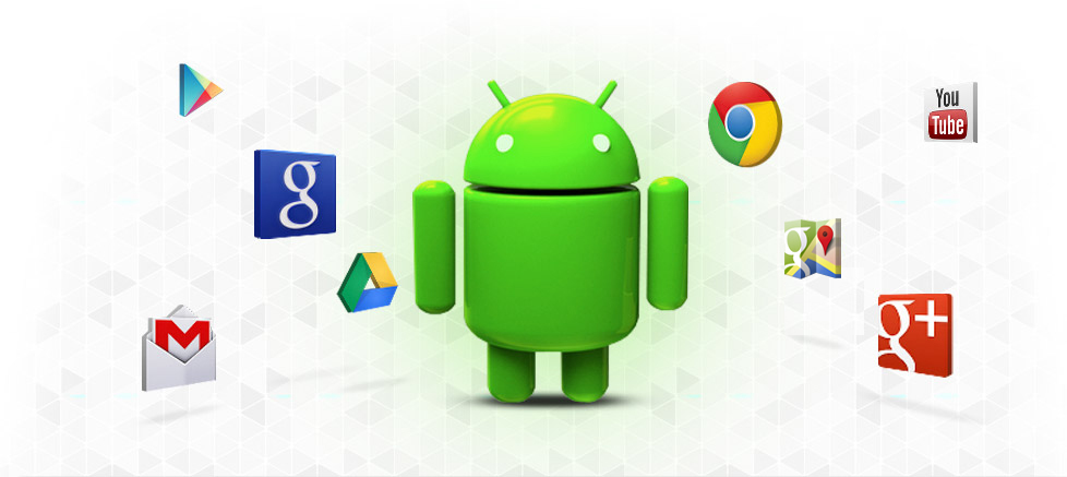 Google apps para android