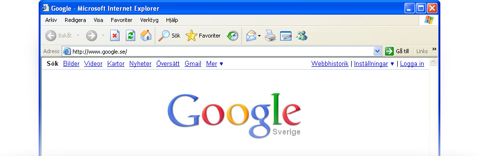 google svensk