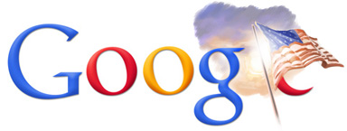 Google Veterans Day logo