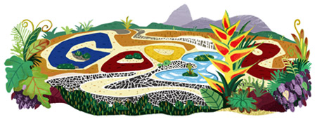 Roberto Burle Marx's 102nd Birthday