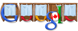 Google Doodle Canada Elections 2011
