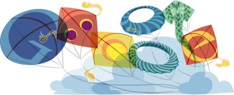 Los logos de Google 2011