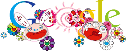 First Day of Summer. Doodle by Takashi Murakami, 2011.
