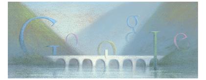 Google Doodle Ivo Andri?'s 120th Birthday