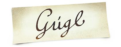 Google Doodle Anton Bernolak's 250th Birthday