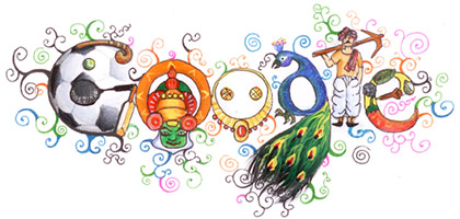 Google Doodle Doodle 4 Google 2012 - India Winner