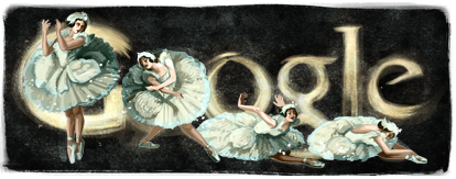 Anna Pavlova's 131st Birthday