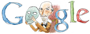 Luigi Pirandello's 145th Birthday