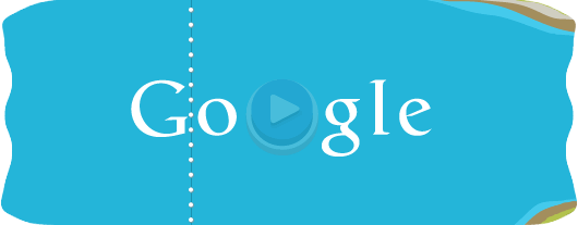 Google-дудл 9 августа 2012 — «Гребля на каноэ»