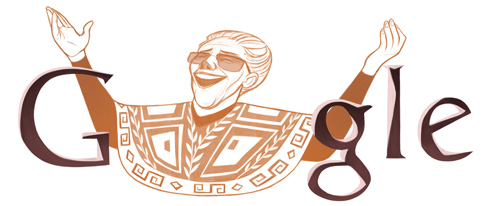 Chavela Vargas' 94th Birthday