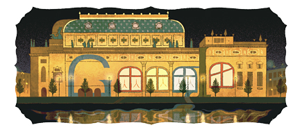 Nationalteatern i Prag 145 år