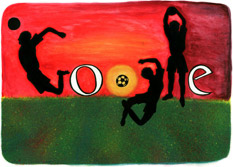 Doodle World Cup Edition