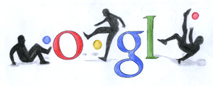Doodle4Google World Cup Winner - United Kingdom